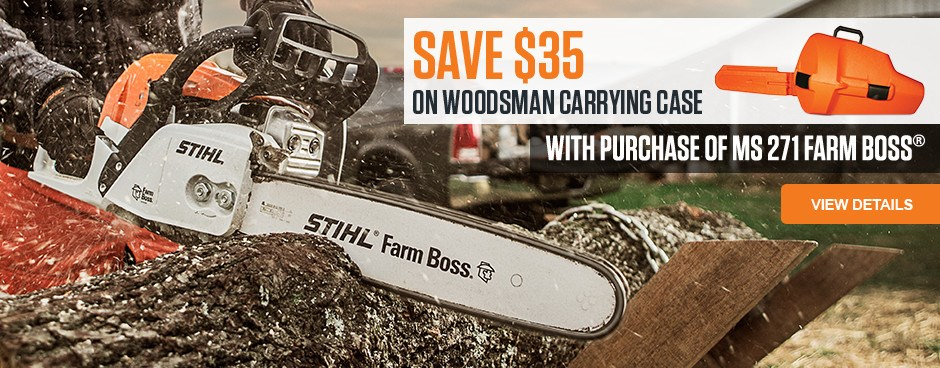 Save $35 on Woodsman Carrying Case